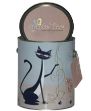 Purrfect Goodie Tin