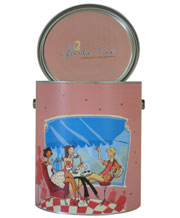 Ice Cream Social Goodie Tin