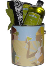 Apple Martini Goodie Tin