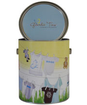 Organic Baby Boy Goodie Tin