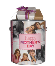 Personalized Photo Mother's Day Soap Goodie Tin