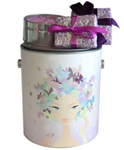 Spa Indulgence Goodie Tin