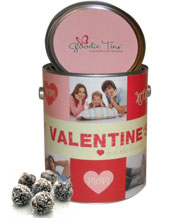 Valentine's Day Photo Treat Tin